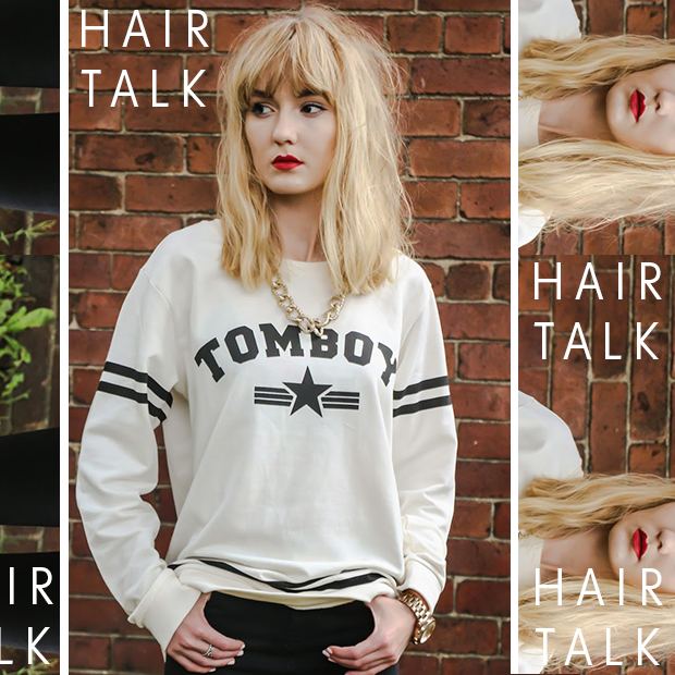 Hair Talk: Amy From Salt and Chic