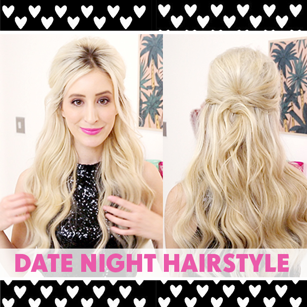 The Ultimate Date Night Hairstyle