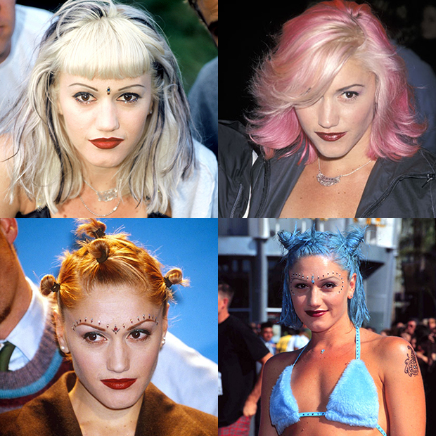 Gwen Stefani's Hair