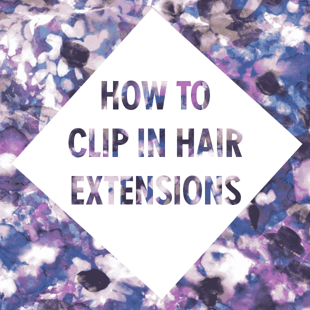 How to Make Clip-In Hair Extensions Stay in Your Hair