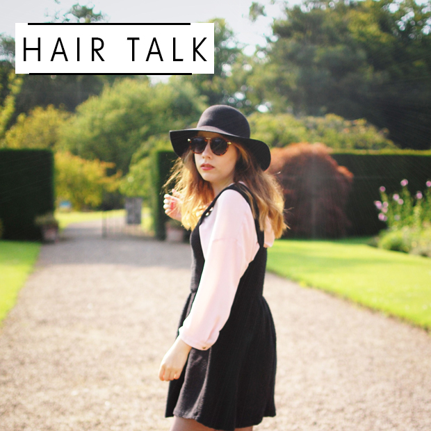 Hair Talk Amy From The Girl In The Bowler Hat Hair Extensions
