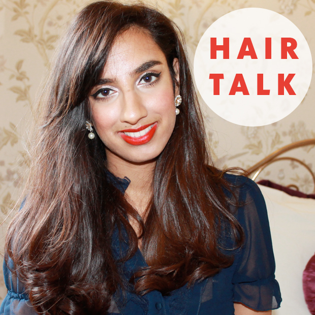 Hair Talk: Ambi From 'Bombay Rose'