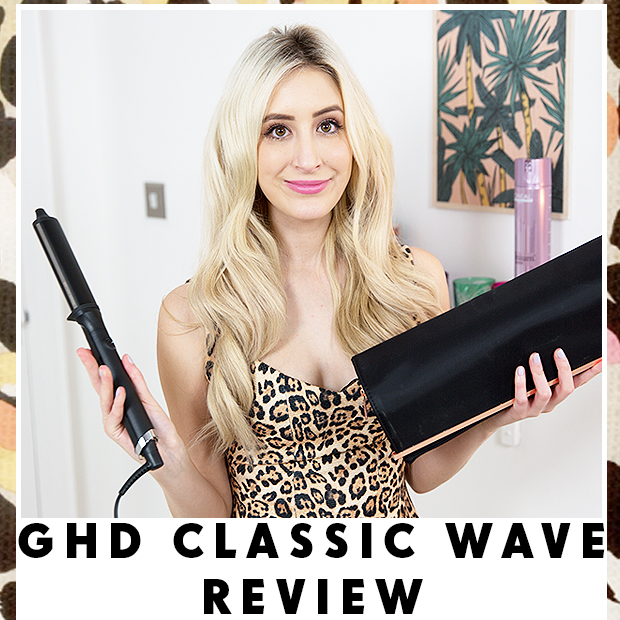 How To: Hollywood Waves with the GHD Curve Creative Curl Wand