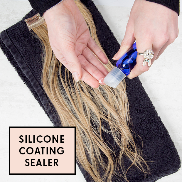 Review:Silicone Coating for Hair Extensions