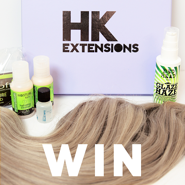 ***WIN*** HK Hair Extensions Competition