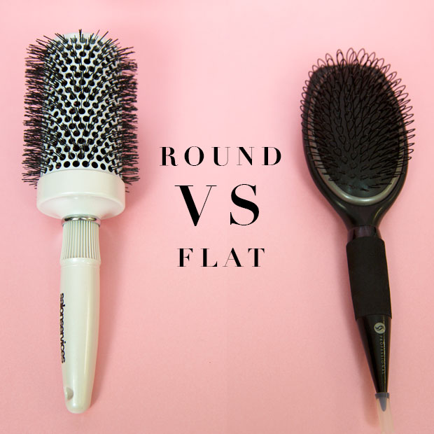 How to Pick the Right Hairbrush to get Volume