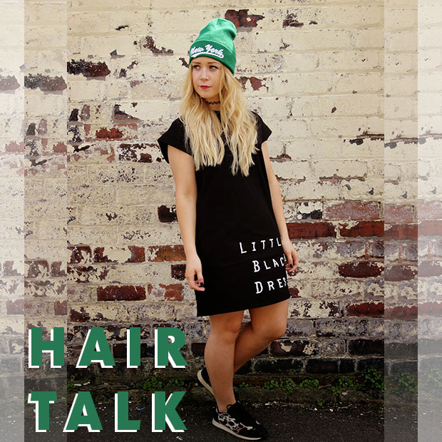 Hair Talk - Emma From 'Collage Me Pretty'