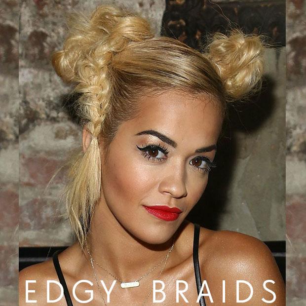 Edgy Braids Hair Extensions Blog Hair Tutorials Hair Care News