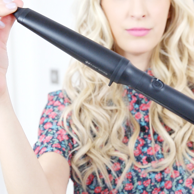How To Beachy Waves With The Ghd Curve Creative Curl Wand Hair