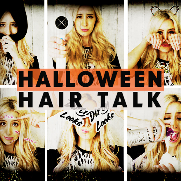 Halloween Hair Talk - Jess From Dirty Looks