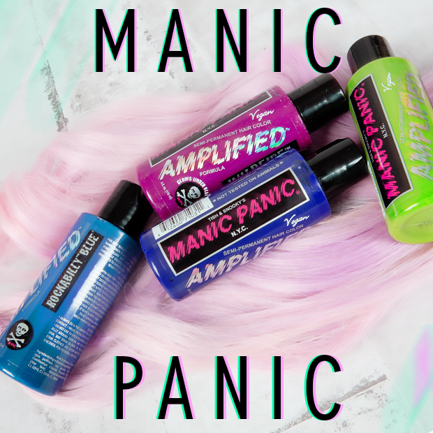 Can You Dye Hair Extensions With Manic Panic Hair Dye?