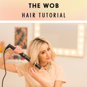 How to achieve a Wob without cutting your hair