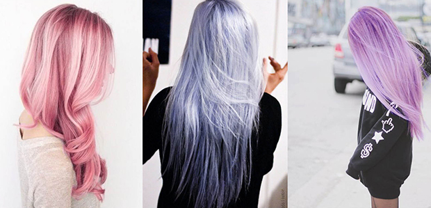 Pink And Purple Hair Styles: Hair Extensions Blog