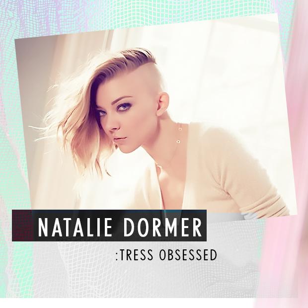 Natalie Dormer's Hair