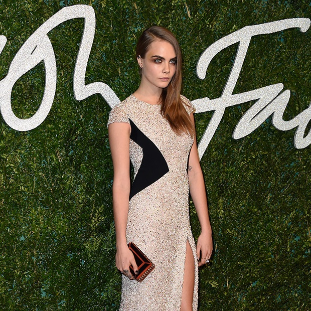 Hairstyles From the 2014 British Fashion Awards