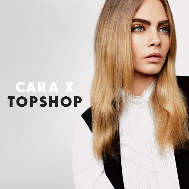 Cara Delevingne For Topshop Spring Summer 2015 Collection