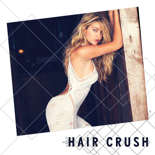 Gigi Hadid's Hair