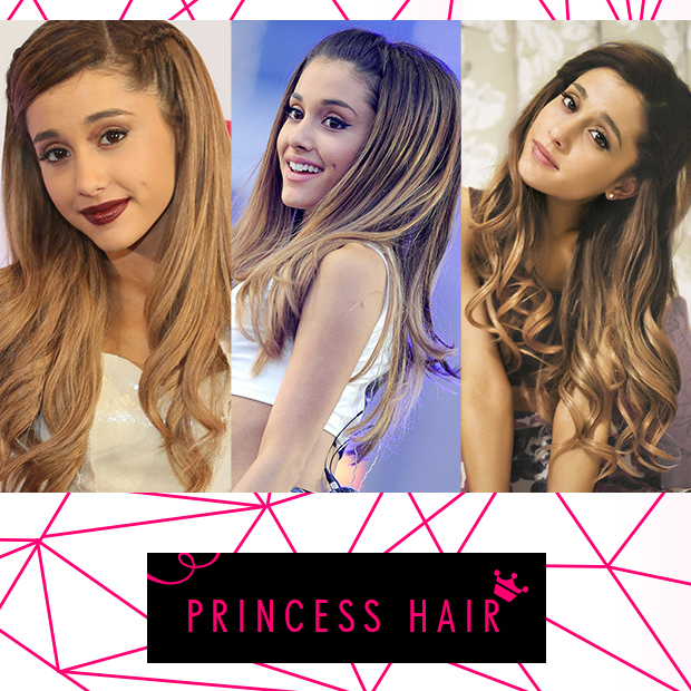 Ariana Grandes Hair Hair Extensions Blog Hair Tutorials Hair