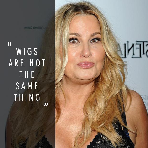 Hair quotes hair extensions blog hair tutorials hair care jennifer coolidge hair extensions pmusecretfo Images