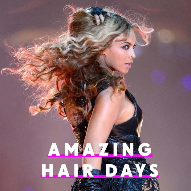 AMAZING HAIR DAYS