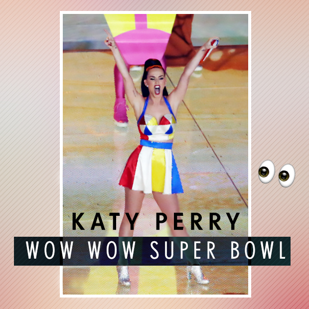KATY PERRY SUPER BOWL HAIR