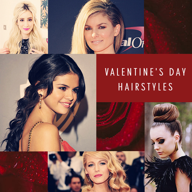 Valentines Day Hairstyles