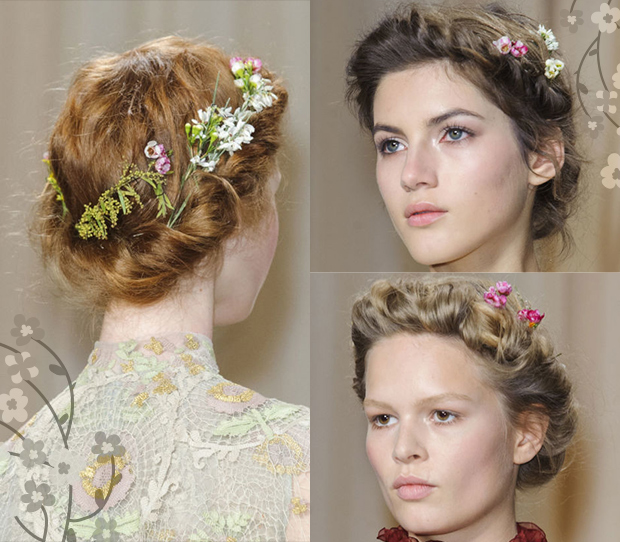 Flower Hair Accessories