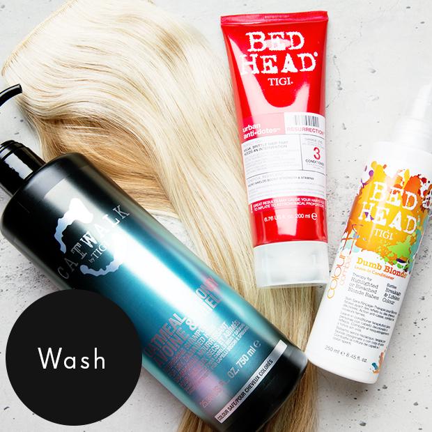 Как ухаживать за волосами на заколках