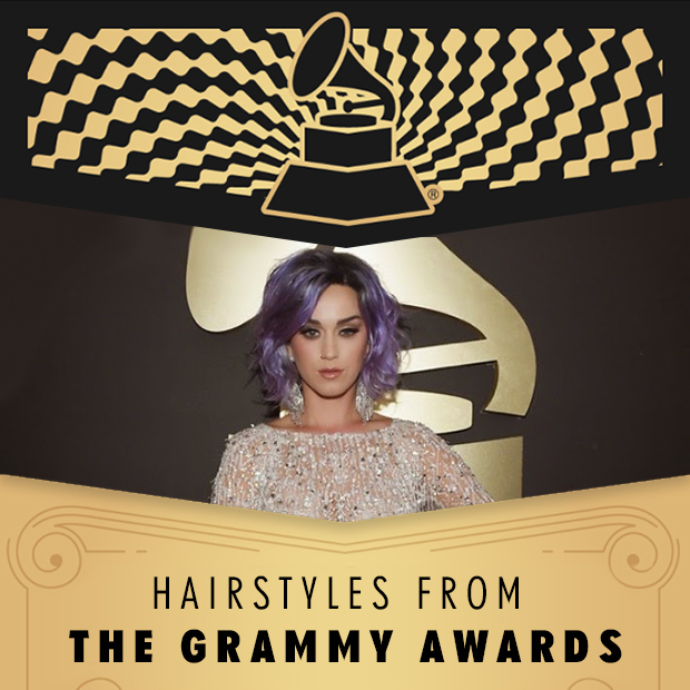 Hairstyles From the 2015 Grammy Awards