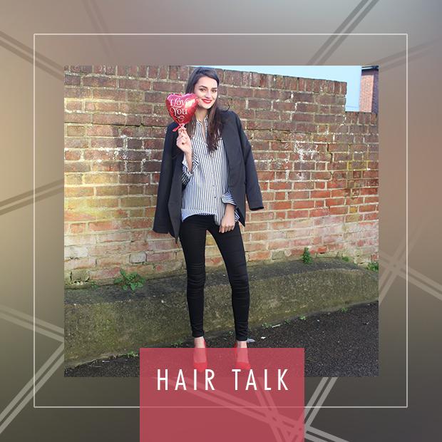 Hair Talk: Patricia From 'Peexo'