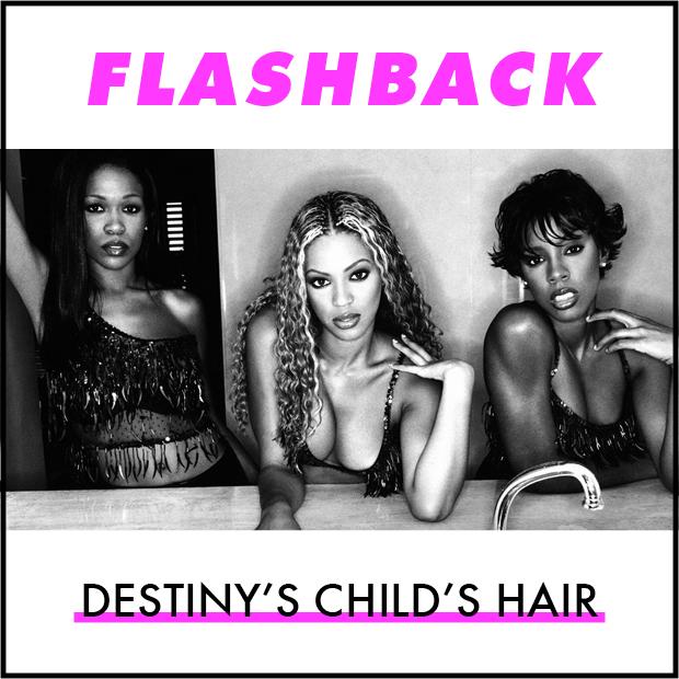Destiny's Child's Hair