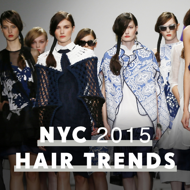 NYC 2015 Hair Trends
