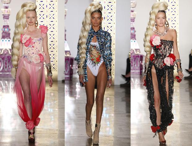 The Blonds Fashion Week