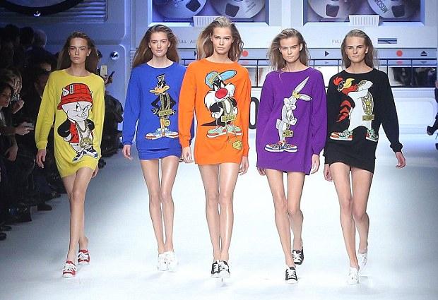 Moschino Fashion Week