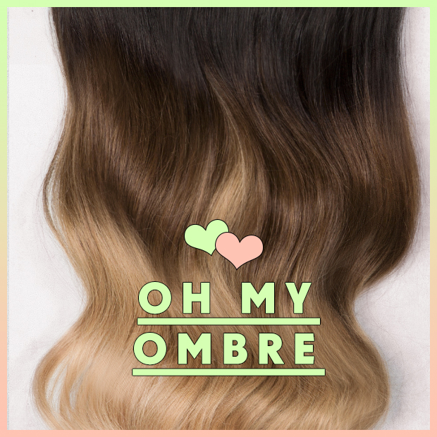 Ombre Hair Extensions Hair Extensions Blog Hair Tutorials Hair