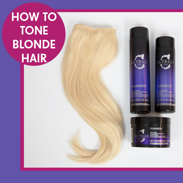 How To Tone Blonde Hair Extensions
