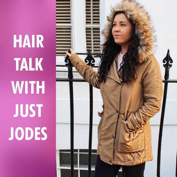 Hair Talk with Just Jodes