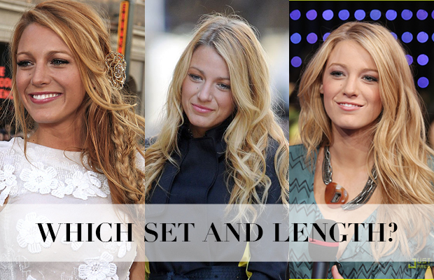 How to get blake livelys hair using hair extensions hair which set and length hair extensions to get hair like blake lively pmusecretfo Gallery