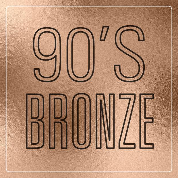 bronze social square