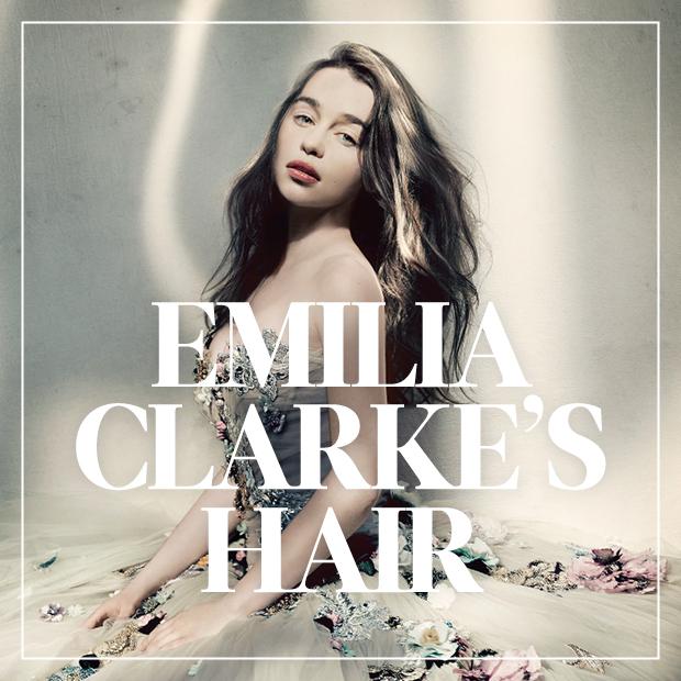 Emilia-Clarkes-Hair-Photoshoot