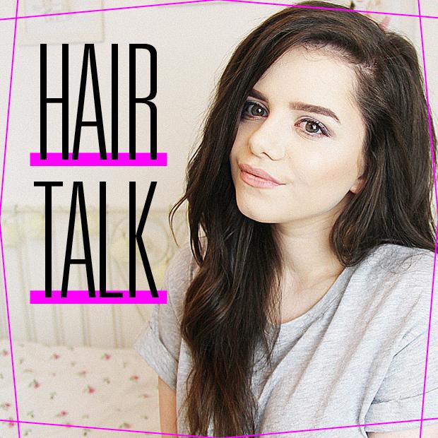 Hair Talk - Olivia From Olivia Erica Ryan xo