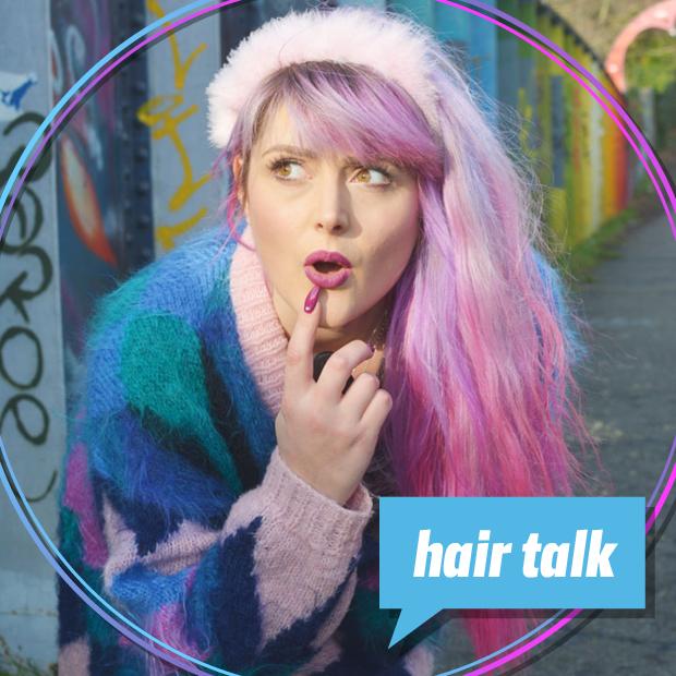 Hair Talk Emily Mermaid Gossip Fashion Blog