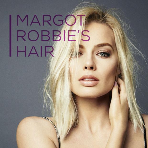 Margot-Robbie's-Hair