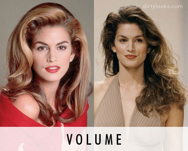 How to get 90s hair volume