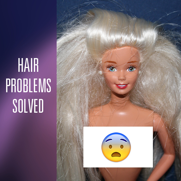 Hair Problems Solved