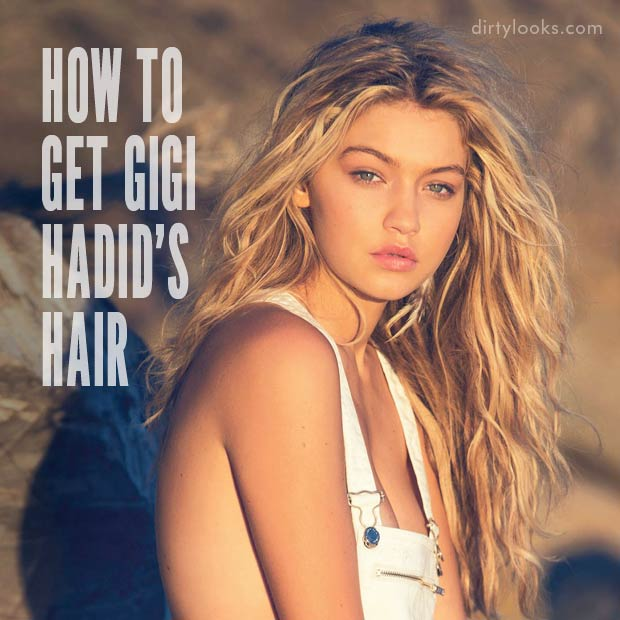 How to get Gigi Hadid's Hair With Hair Extensions