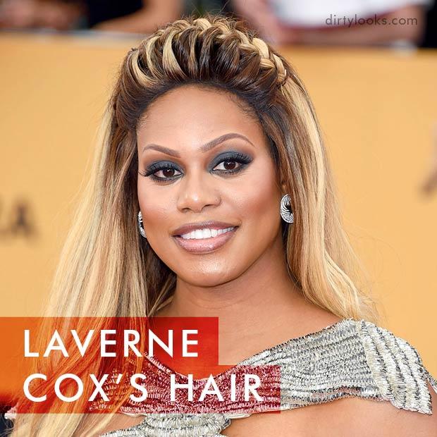 Laverne Cox's Hair