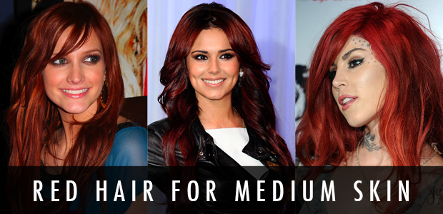 How To Find The Perfect Red Hair For Your Skin Tone Hair