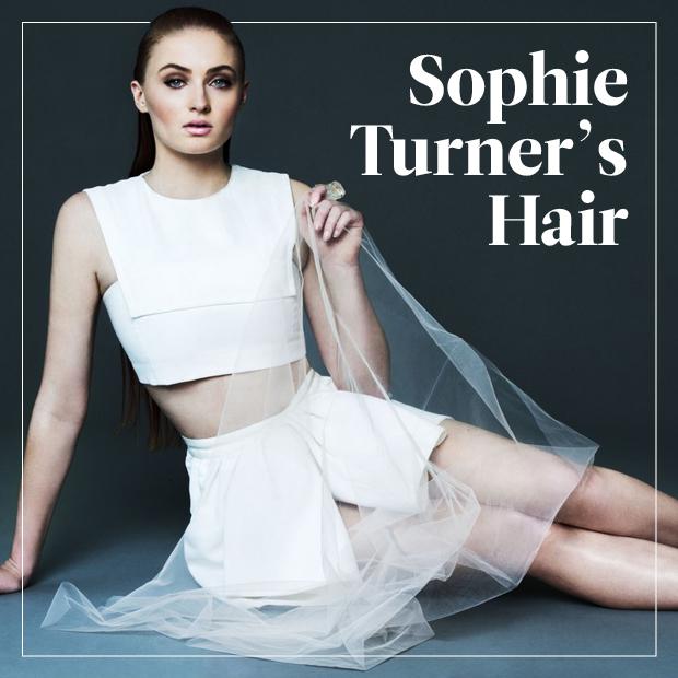 Sophie Turner's Hair