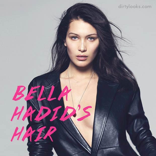 Bella-Hadid's-Hair